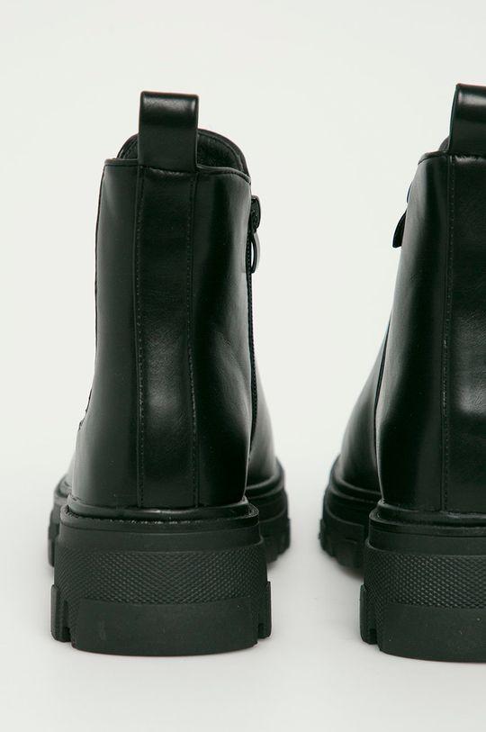 Answear Lab - Boty s gumou Alta Moda  Svršek: Umělá hmota Vnitřek: Textilní materiál Podrážka: Umělá hmota