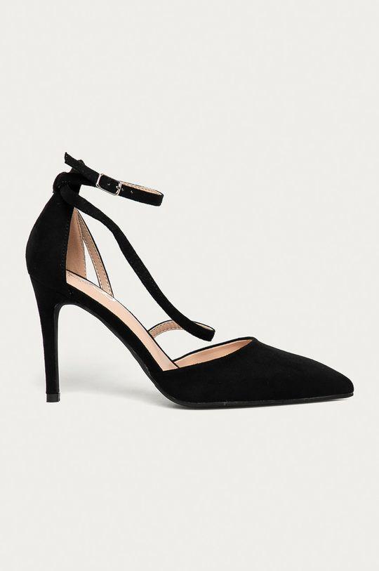 negru Answear Lab - Pantofi cu toc De femei