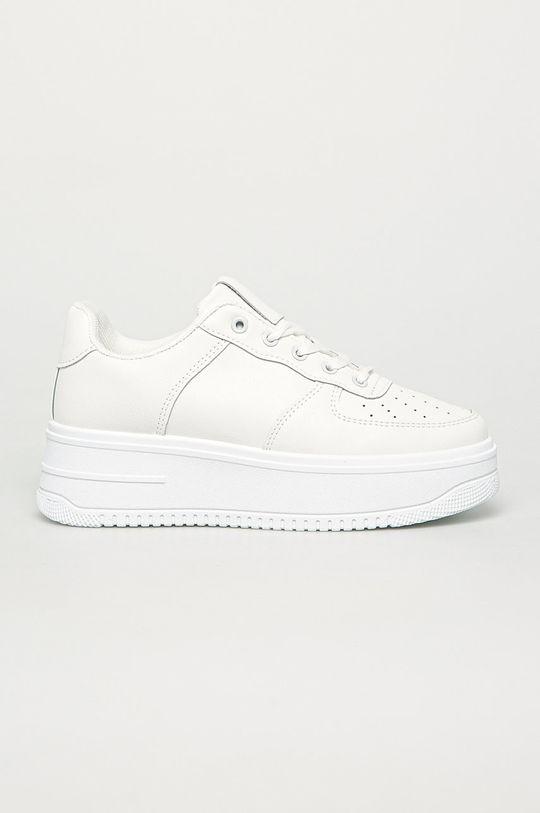 biela Answear Lab - Topánky Renda Dámsky