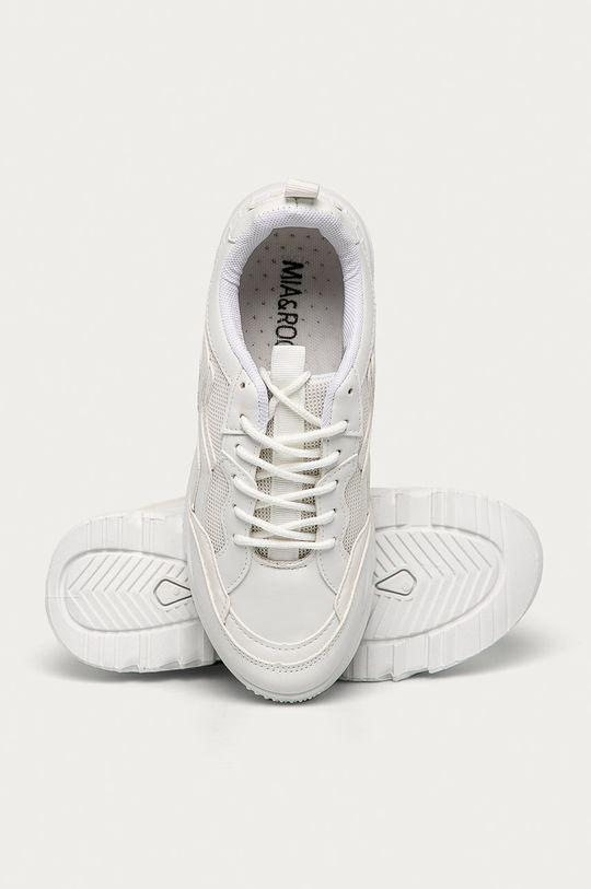 biela Answear Lab - Topánky