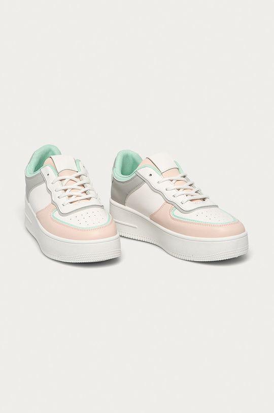 Answear Lab - Topánky Renda biela
