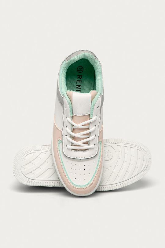biela Answear Lab - Topánky Renda