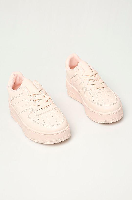 Answear Lab - Boty růžová
