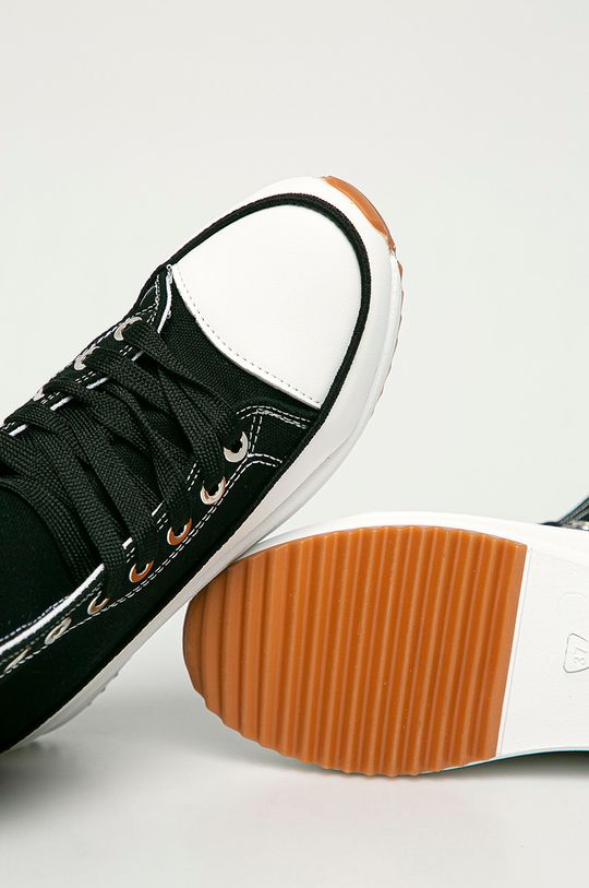 černá Answear Lab - Kecky
