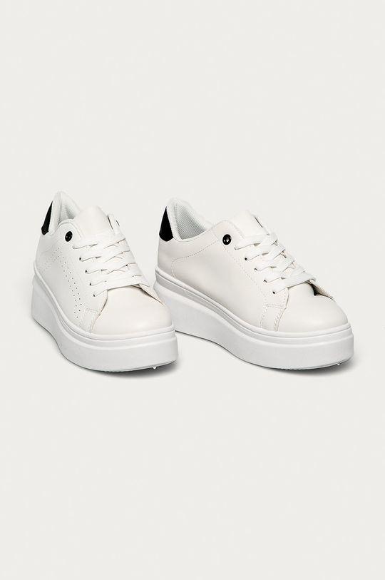 Answear Lab - Topánky Gogo biela