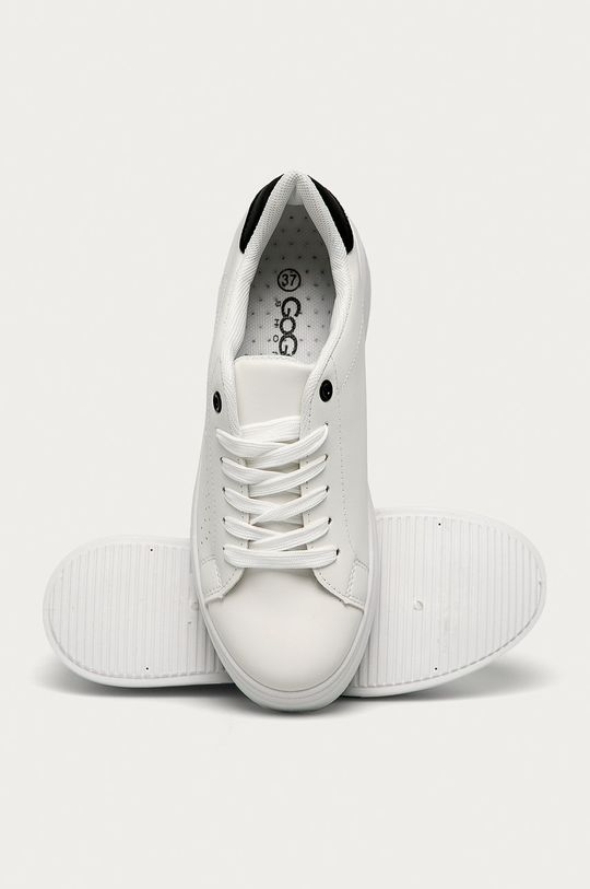biela Answear Lab - Topánky Gogo