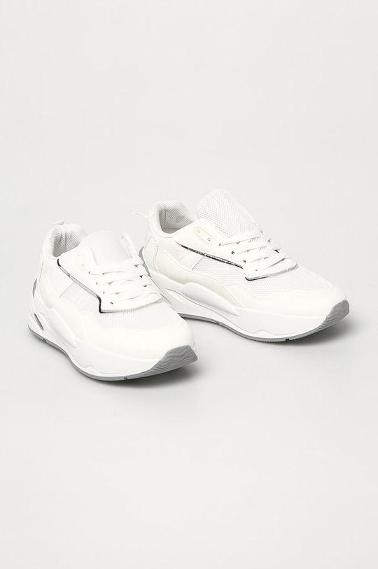 Answear Lab - Topánky ideal shoes biela
