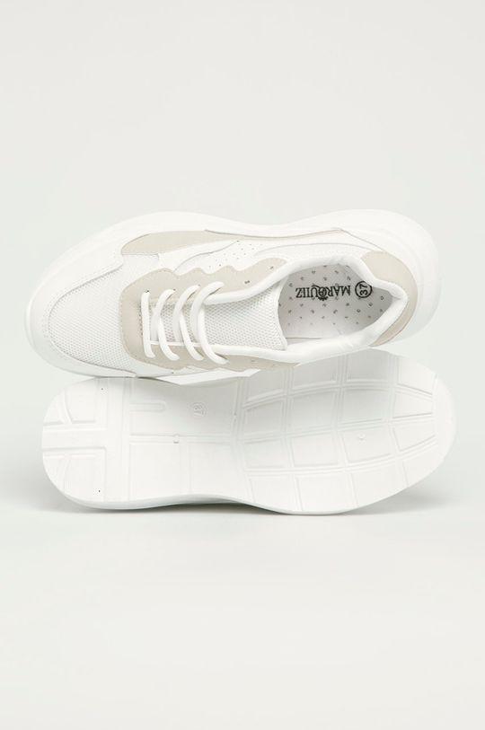 biela Answear Lab - Topánky Marquiz