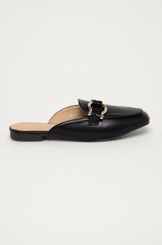 negru Answear Lab - Papuci De femei