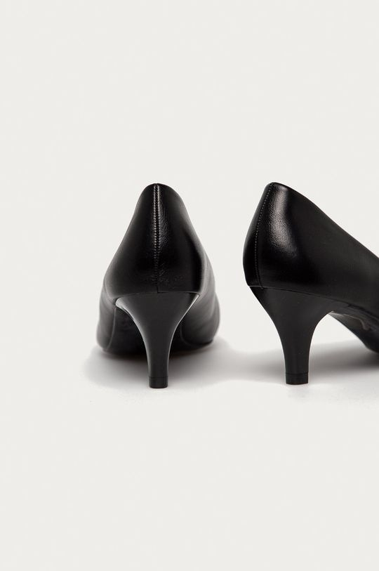 Answear Lab - Pantofi cu toc  Gamba: Material sintetic Interiorul: Material sintetic Talpa: Material sintetic