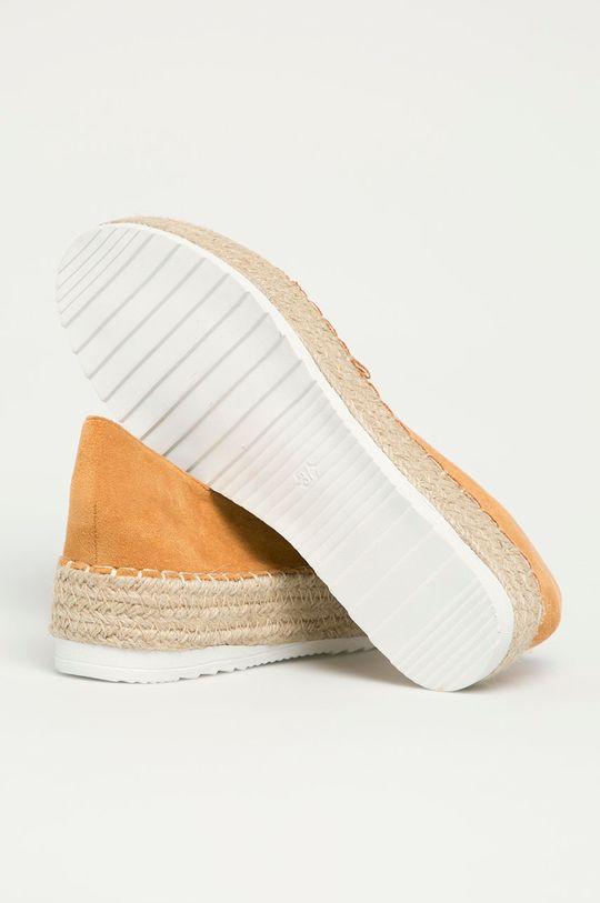 Answear Lab - Espadrilky Festissimo  Svršek: Textilní materiál Vnitřek: Umělá hmota, Textilní materiál Podrážka: Umělá hmota