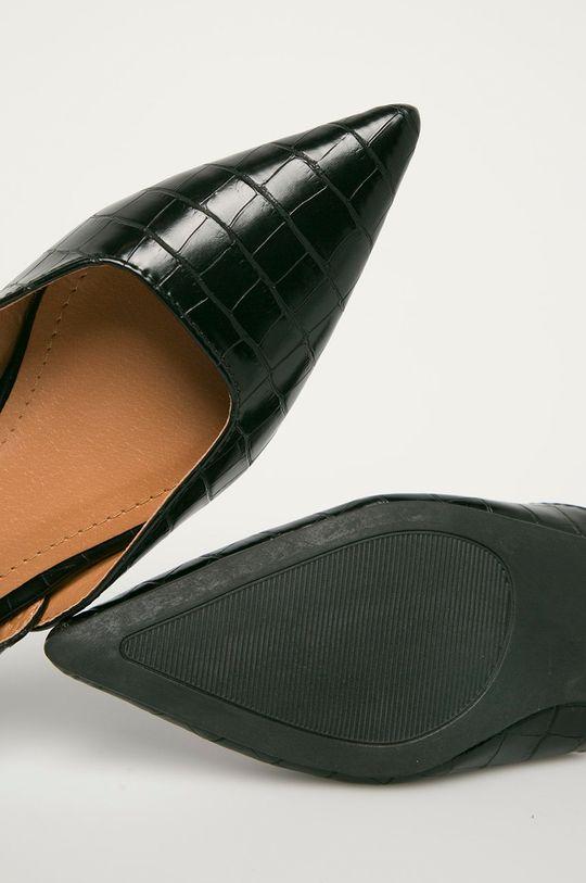 czarny Answear Lab - Baleriny Buonarotti