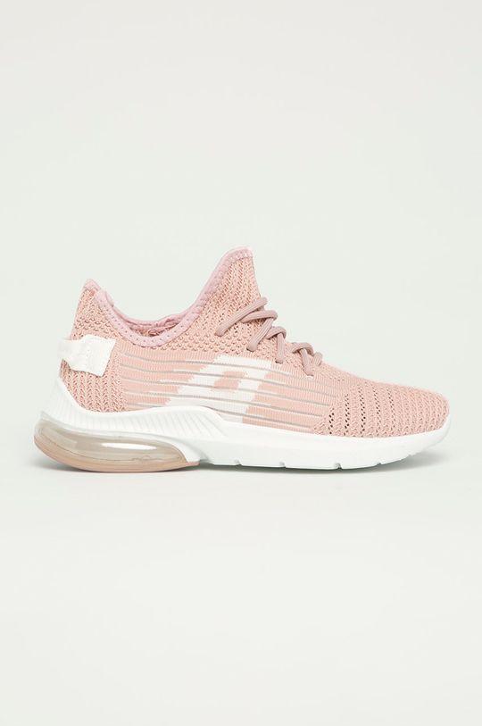 pastelowy różowy Answear Lab - Buty Fashion Bella Damski