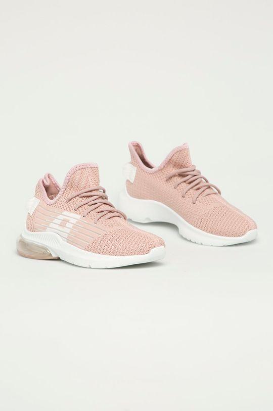 Answear Lab - Buty Fashion Bella pastelowy różowy