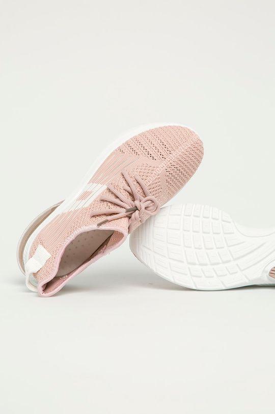 pastelowy różowy Answear Lab - Buty Fashion Bella