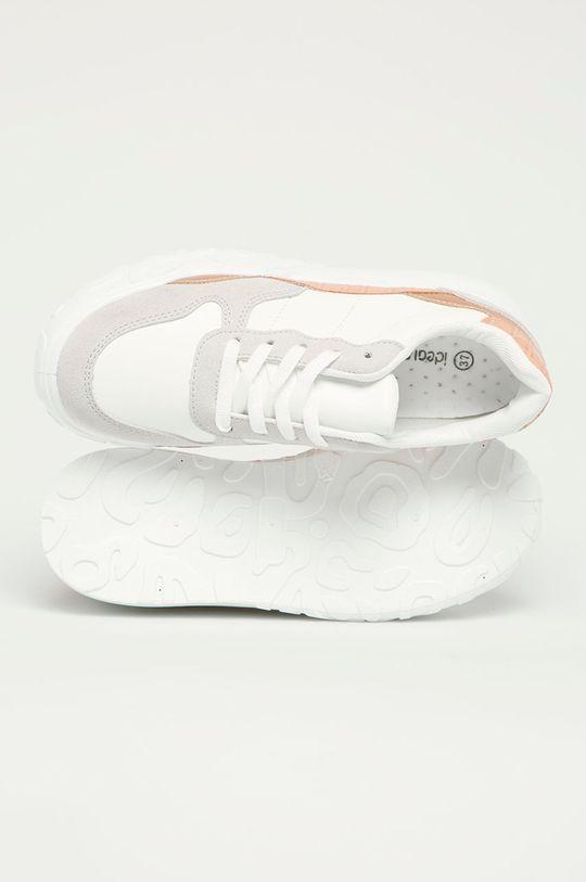 biela Answear Lab - Topánky IdeaShoes