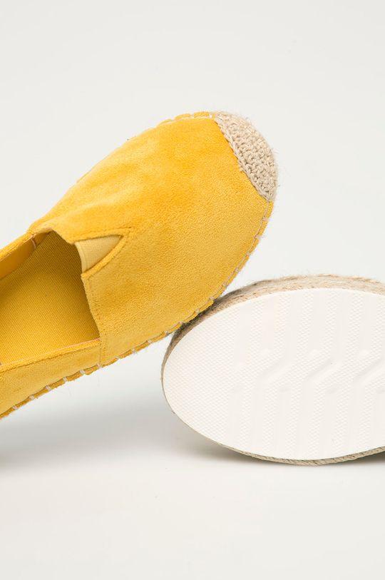 žlutá Answear Lab - Espadrilky IdeaShoes