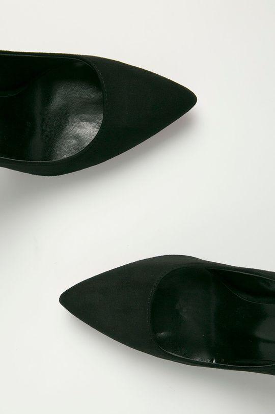 černá Answear Lab - Lodičky Colour Cherie