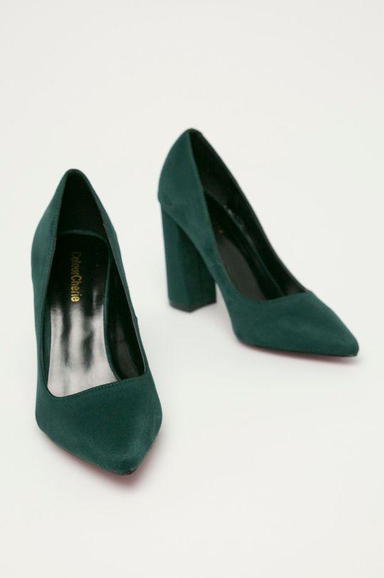 Answear Lab - Lodičky Colour Cherie zelená