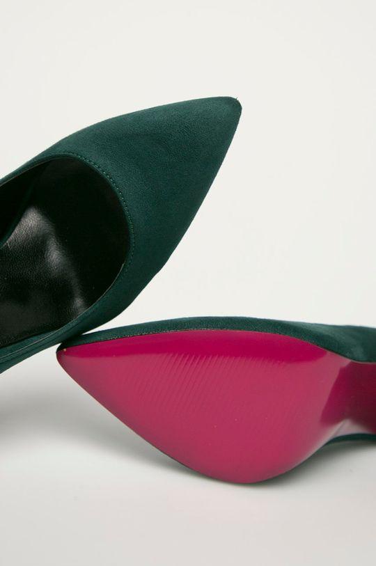 zelená Answear Lab - Lodičky Colour Cherie