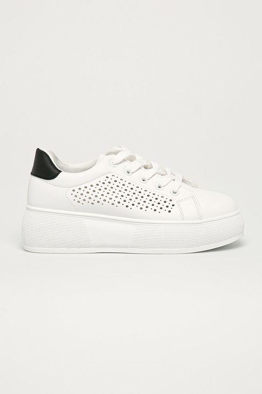 biały Answear Lab - Buty GoGoShoes Damski
