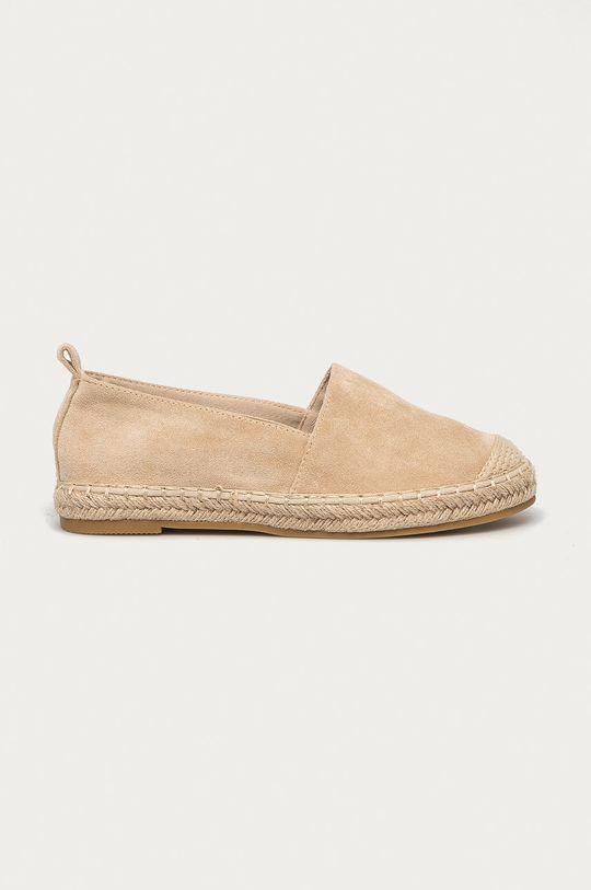 béžová Answear Lab - Espadrilky Best Shoes Dámský