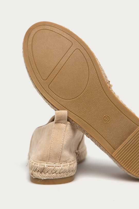 béžová Answear Lab - Espadrilky Best Shoes
