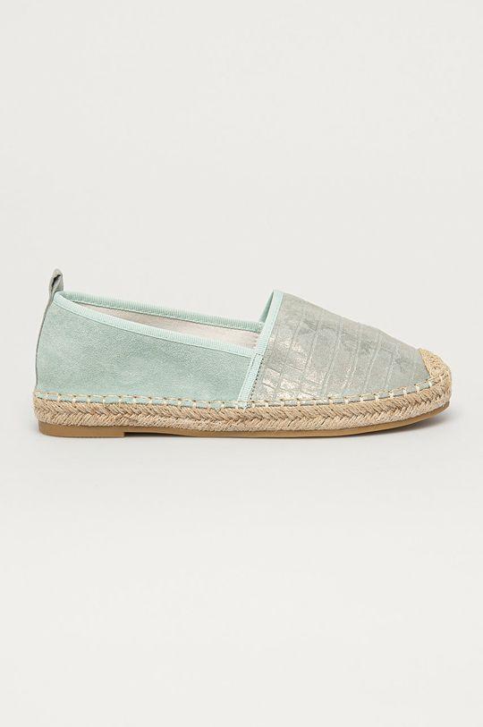 mätová Answear Lab - Espadrilky Best Shoes Dámsky
