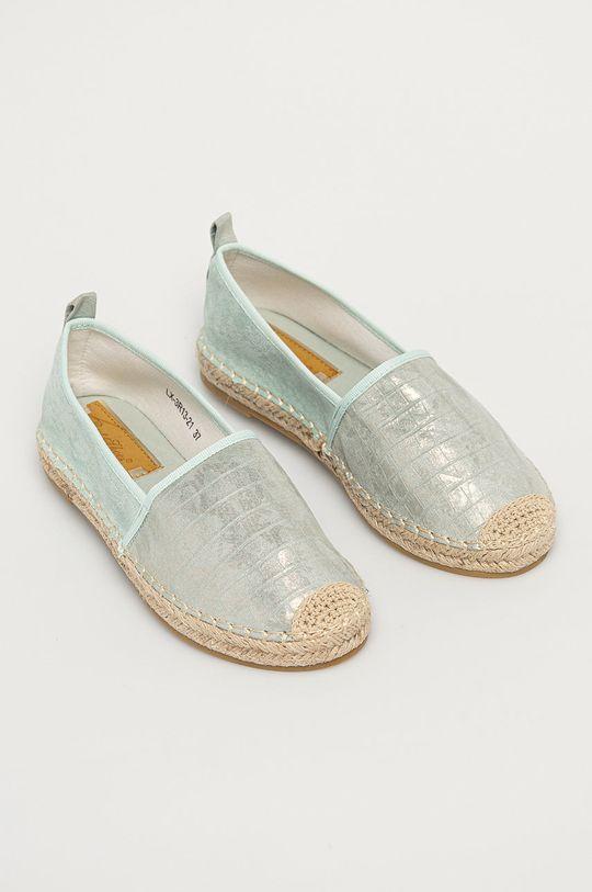 Answear Lab - Espadrilky Best Shoes mätová