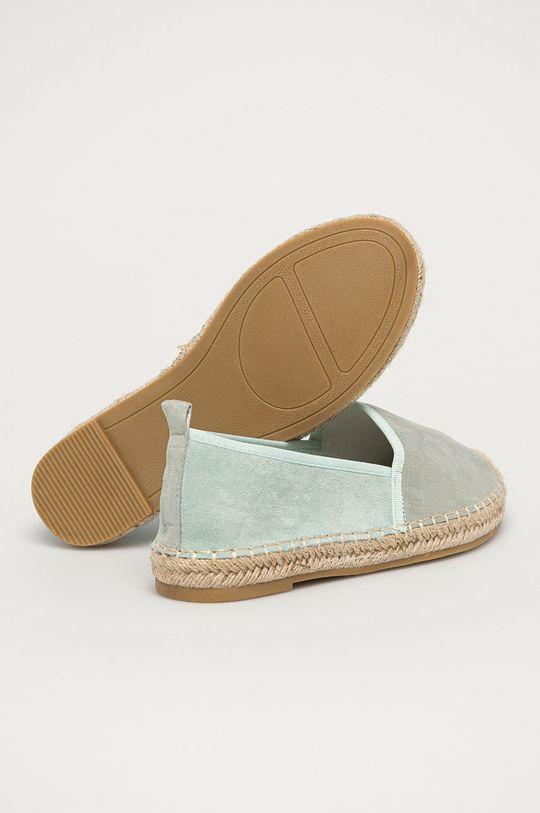 Answear Lab - Espadrilky Best Shoes  Zvršok: Textil Vnútro: Textil Podrážka: Syntetická látka