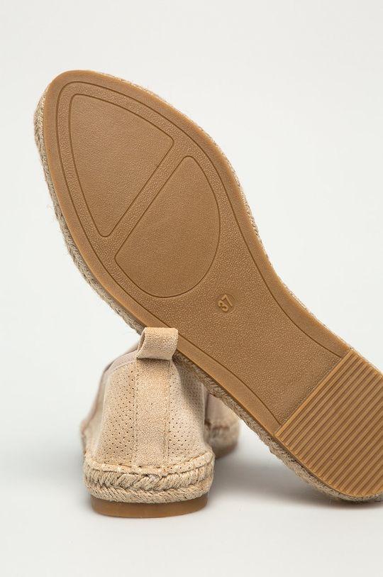 beżowy Answear Lab - Espadryle Best Shoes