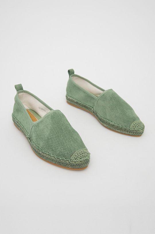 Answear Lab - Espadrilky Best Shoes mátová