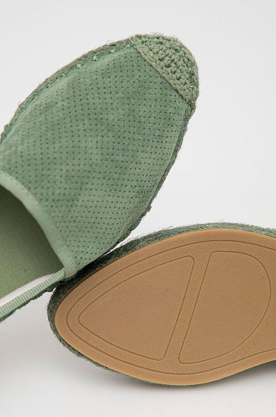mátová Answear Lab - Espadrilky Best Shoes