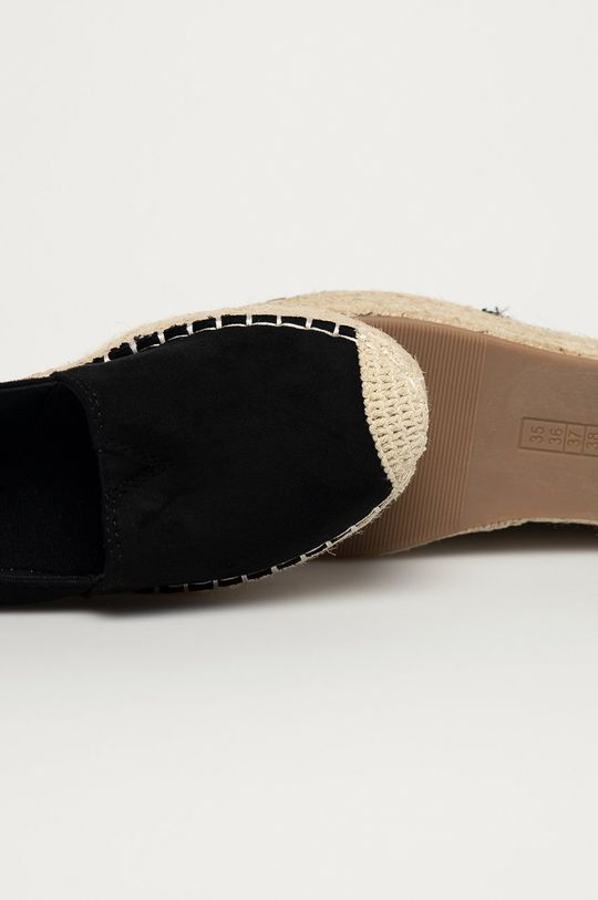 negru Answear Lab - Espadrile Best Shoes