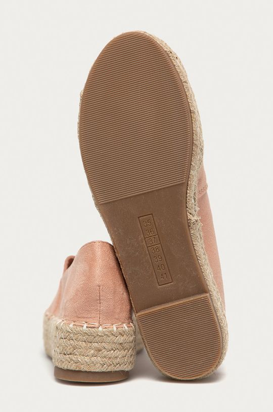 Answear Lab - Espadrilky Best Shoes  Zvršok: Textil Vnútro: Syntetická látka, Textil Podrážka: Syntetická látka