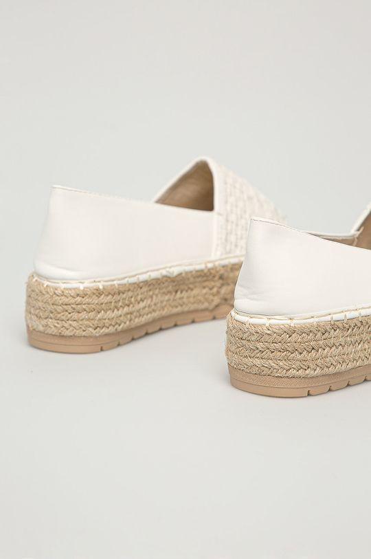 Answear Lab - Espadrilky HFShoes  Svršek: Umělá hmota, Textilní materiál Vnitřek: Umělá hmota, Textilní materiál Podrážka: Umělá hmota