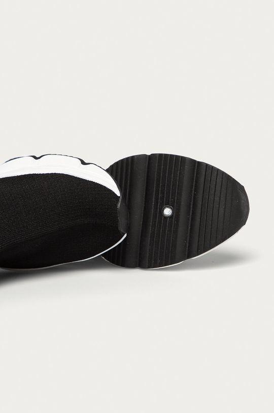 černá Answear Lab - Boty Mollin