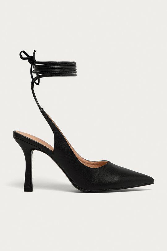 czarny Answear Lab - Szpilki Sweet Shoes Damski