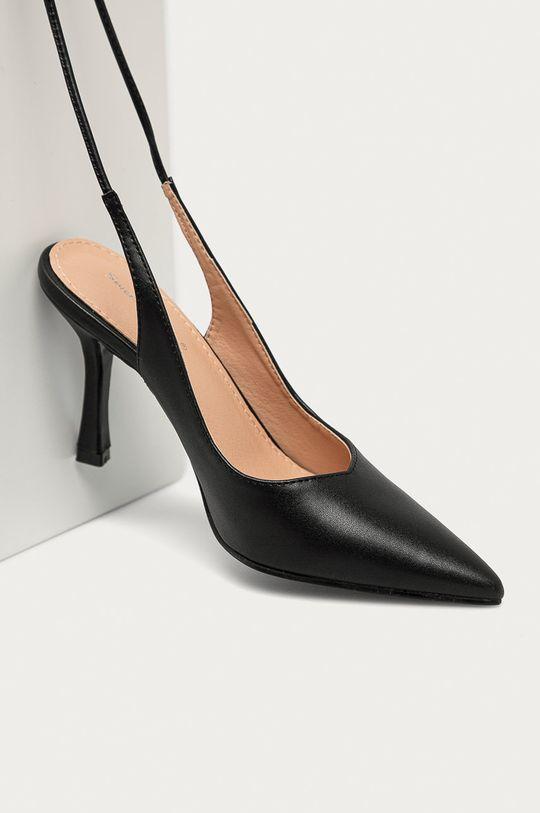 Answear Lab - Szpilki Sweet Shoes czarny