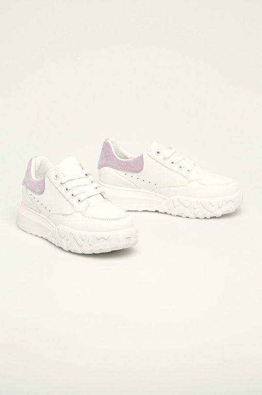 Answear Lab - Boty Sweet Shoes bílá