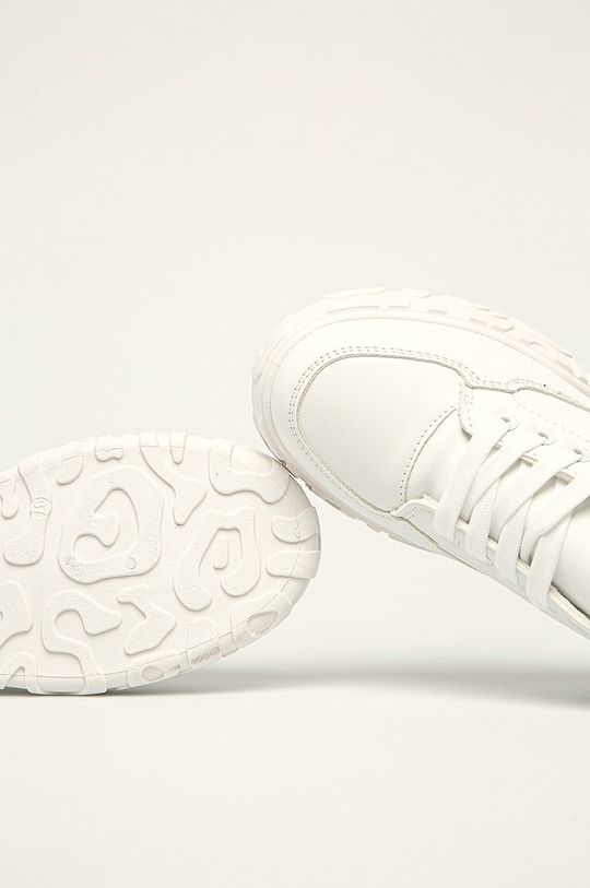 bílá Answear Lab - Boty Sweet Shoes