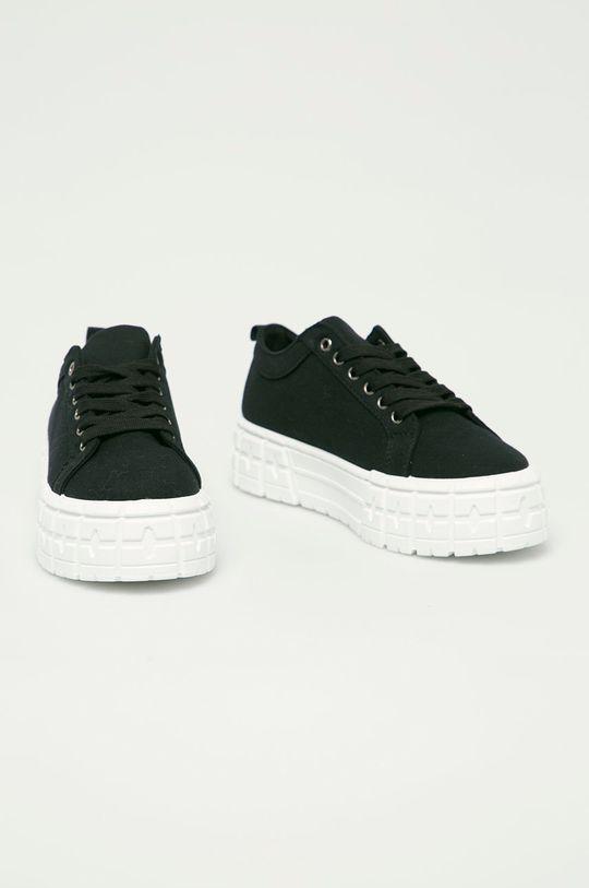 Answear Lab - Tenisky Sweet Shoes černá