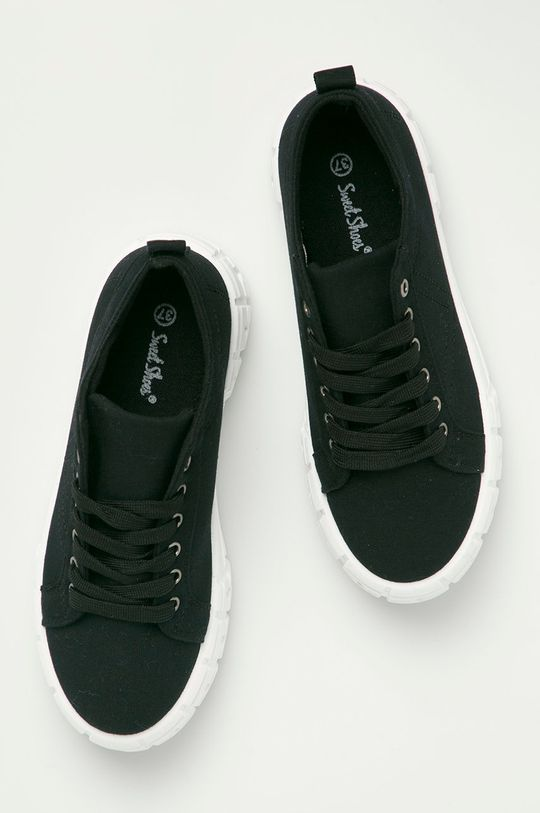 černá Answear Lab - Tenisky Sweet Shoes
