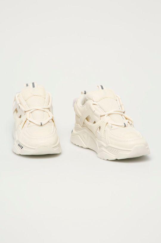 Answear Lab - Boty Sweet Shoes béžová