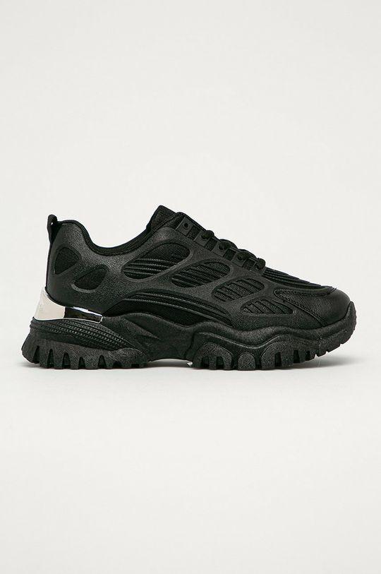 černá Answear Lab - Boty Sweet Shoes Dámský