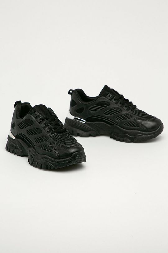 Answear Lab - Boty Sweet Shoes černá