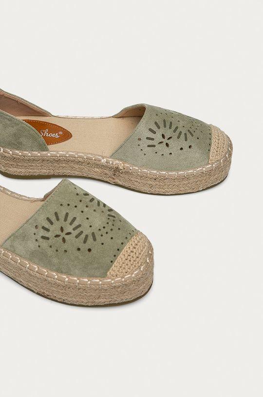 Answear Lab - Espadrilky Sweet Shoes mátová