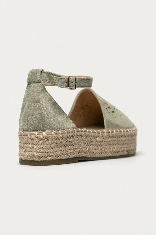 Answear Lab - Espadrilky Sweet Shoes  Svršek: Textilní materiál Vnitřek: Textilní materiál Podrážka: Umělá hmota