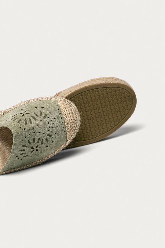 mátová Answear Lab - Espadrilky Sweet Shoes