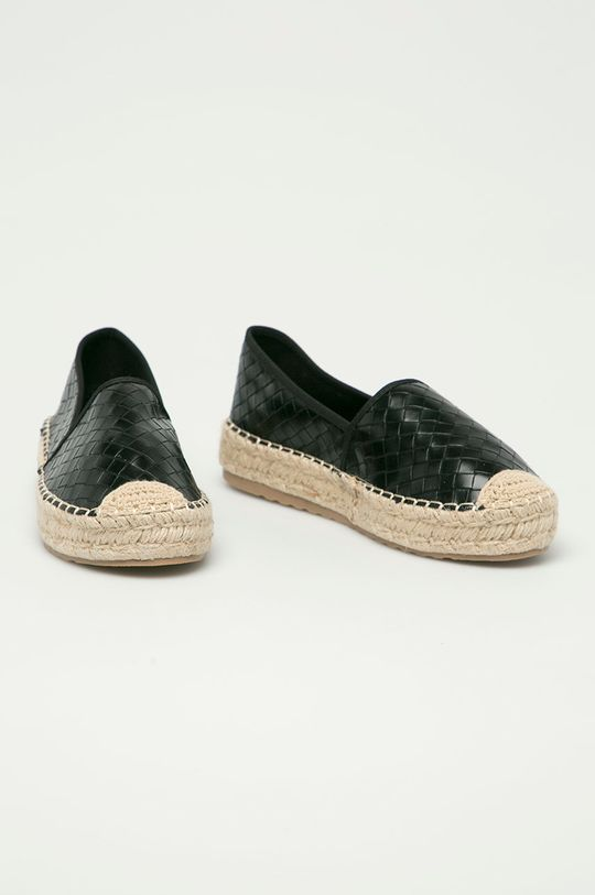 Answear Lab - Espadryle Sweet Shoes czarny